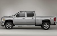 2011 Chevrolet Silverado 3500HD, Left Side View, exterior, manufacturer