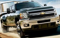 2011 Chevrolet Silverado 3500HD Picture Gallery