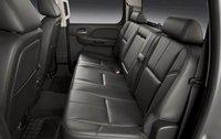 2011 Chevrolet Silverado 2500HD, Interior View, interior, manufacturer