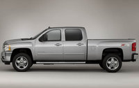 2011 Chevrolet Silverado 2500HD, Left Side View, exterior, manufacturer
