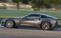 2011 Chevrolet Corvette, Left Side View, exterior, manufacturer
