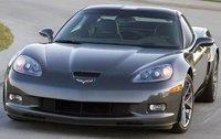 2011 Chevrolet Corvette, Front View, exterior, manufacturer