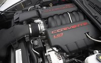 2011 Chevrolet Corvette, Engine View, engine, manufacturer