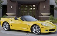 2011 Chevrolet Corvette, Right Side View, manufacturer, exterior