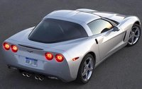 2011 Chevrolet Corvette, Overhead View, exterior, manufacturer, gallery_worthy
