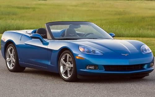 2011 Chevrolet Corvette, Front Right Quarter View, exterior, manufacturer, gallery_worthy