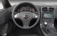 2011 Chevrolet Corvette, Interior View, interior, manufacturer