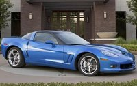 2011 Chevrolet Corvette, Right Side View, exterior, manufacturer, gallery_worthy