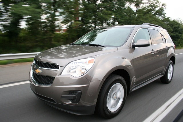 2011 Chevrolet Equinox - Overview