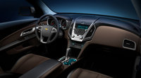 2011 Chevrolet Equinox, Interior View, interior, manufacturer