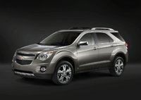 2011 Chevrolet Equinox, Front Left Quarter View, manufacturer, exterior