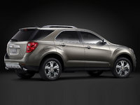 2011 Chevrolet Equinox, Right Side View, exterior, manufacturer
