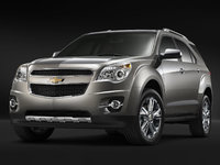 2011 Chevrolet Equinox, Front Left Quarter View, exterior, manufacturer
