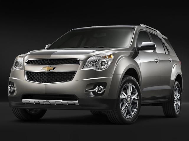 2011 Chevrolet Equinox, Front Left Quarter View, exterior, manufacturer