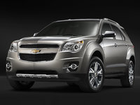 2011 Chevrolet Equinox Picture Gallery
