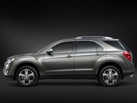 2011 Chevrolet Equinox, Left Side View, exterior, manufacturer