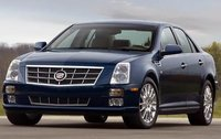 2011 Cadillac STS, Front Left Quarter View, exterior, manufacturer