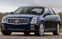 2011 Cadillac STS Picture Gallery