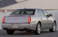 2011 Cadillac DTS, Back Right Quarter View, manufacturer, exterior