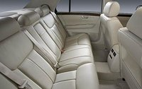 2011 Cadillac DTS, Interior View, manufacturer, interior