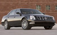 2011 Cadillac DTS, Front Right Quarter View, exterior, manufacturer
