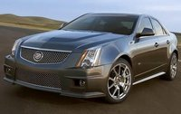 2011 Cadillac CTS-V Picture Gallery