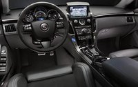 2011 Cadillac CTS-V, Interior View, interior, manufacturer