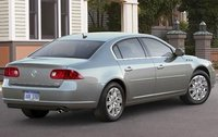 2011 Buick Lucerne, Back Right Quarter View, exterior, manufacturer