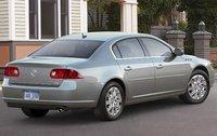 2011 Buick Lucerne, Back Right Quarter View, exterior, manufacturer
