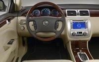 2011 Buick Lucerne, Interior View, interior, manufacturer