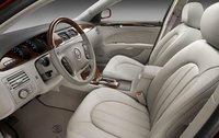2011 Buick Lucerne, Interior View, manufacturer, interior