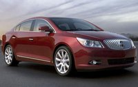 2011 Buick LaCrosse, Front Right Quarter View, exterior, manufacturer