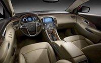 2011 Buick LaCrosse, Interior View, interior, manufacturer