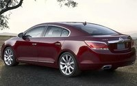 2011 Buick LaCrosse, Back Left Quarter View, exterior, manufacturer