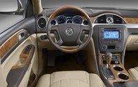 2011 Buick Enclave, Interior View, interior, manufacturer