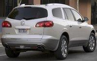 2011 Buick Enclave, Back Right Quarter View, exterior, manufacturer