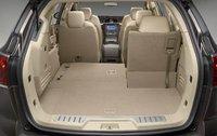 2011 Buick Enclave, Interior Cargo View, interior, manufacturer