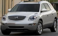 2011 Buick Enclave, Front Left Quarter View, exterior, manufacturer, gallery_worthy