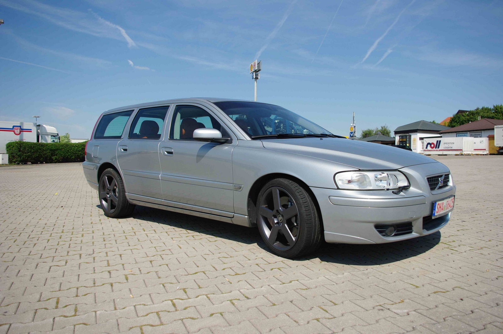 2006 Volvo V70 2.4 Automatic related infomation ...
