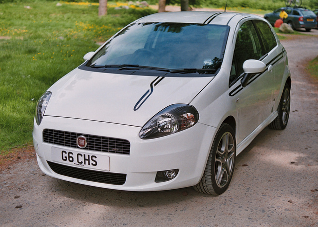 Picture of 2007 Fiat Grande Punto