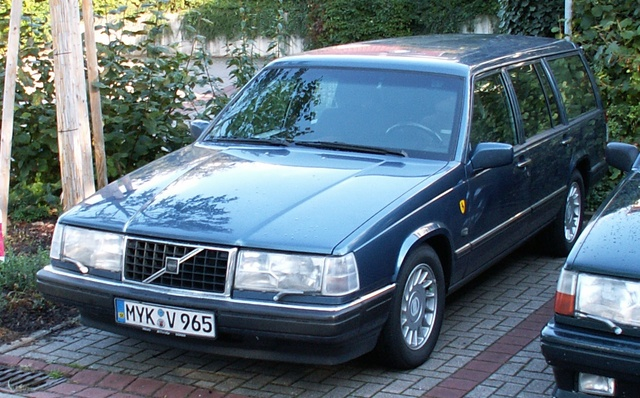Picture of 1992 Volvo 960 Wagon