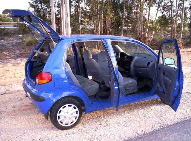 1999 Daewoo Matiz - Exterior Pictures - CarGurus