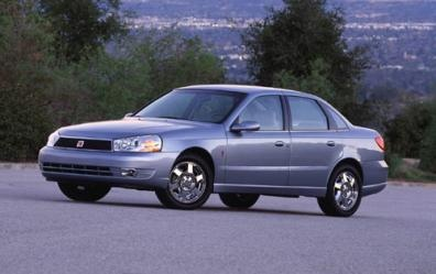 Picture of 2002 Saturn L-Series 4 Dr L200 Sedan