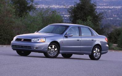 2002 Saturn L-Series 4 Dr L200 Sedan picture, exterior