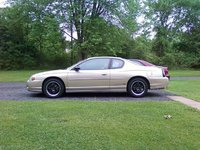 2000 Chevrolet Monte Carlo SS, american racing santa cruz wheels on some new hankook tires, exterior