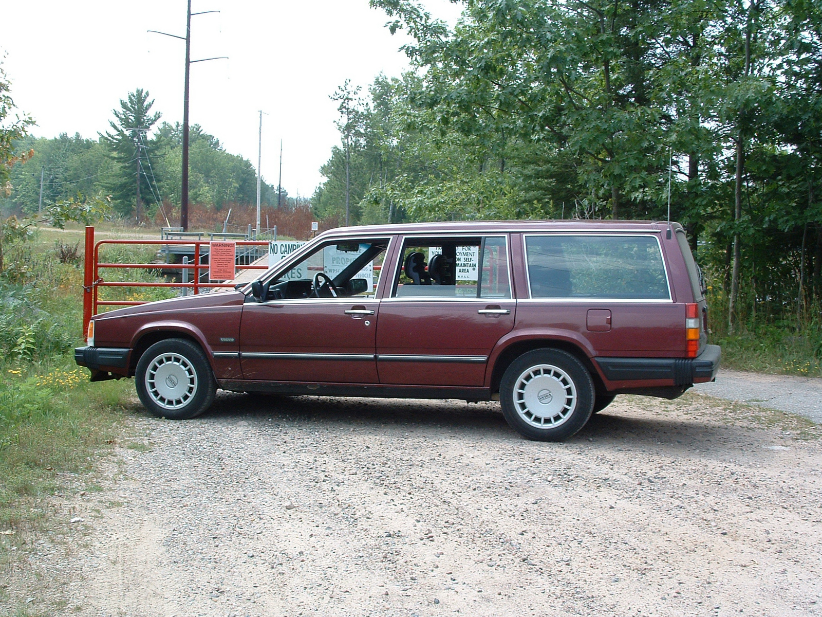1989 Volvo 460 Turbo Related Infomation Specifications
