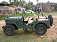 1968 Jeep CJ3B Overview
