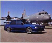 1993 Chevrolet Cavalier RS, my cavy i bilt, exterior