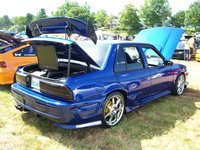 Picture of 1993 Chevrolet Cavalier RS Sedan FWD, exterior, interior, gallery_worthy