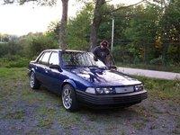 1992 Chevrolet Cavalier VL, the old car, exterior